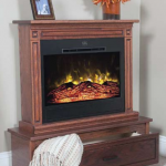 Amish Hearth for Electric Fireplace Heater